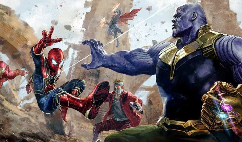 «Мстители 3» установили рекорд по дневной  продаже билетов напротяжении  6-ти  часов