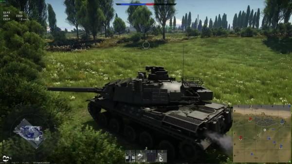 рпу war thunder