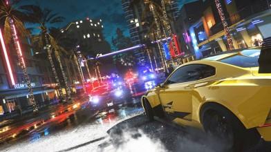 Need for Speed: Heat опубликовано видео геймплея