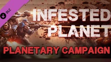 Infested Planet - Состоялся выход дополнения Planetary Campaign