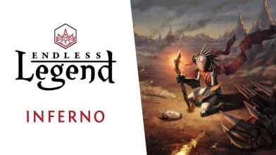 """""""Инферно"""" - новое дополнение для Endless Legend"""