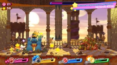 Kirby Star Allies - трейлер демоверсии (Nintendo Switch)
