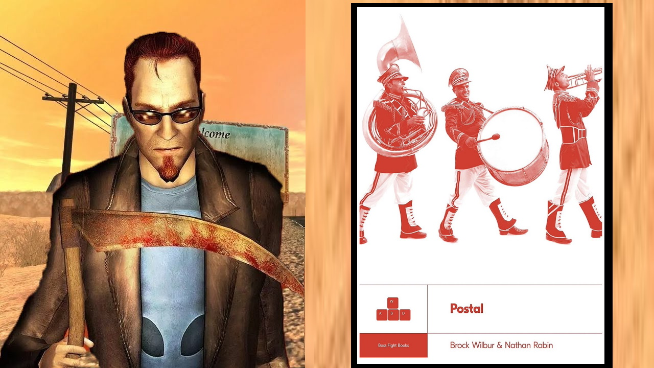 О серии игр Postal выпустили книгу