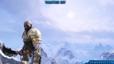 Все одеяния Кратоса в серии игра - God Of War