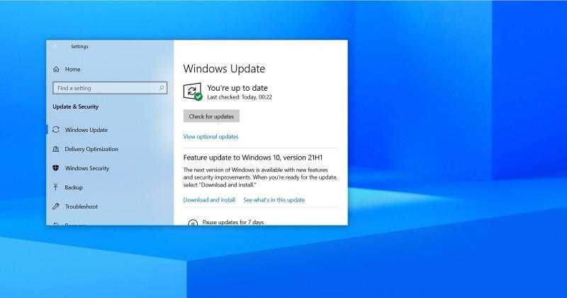Самая свежая версия Windows 10 стала широкодоступна