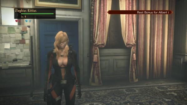 """Resident Evil: Revelations 2 """"Рэйчел из rer"""""""