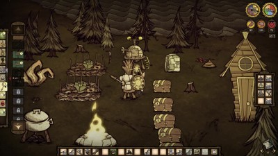 Don't Starve Together - Убили Энта!