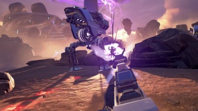 Farpoint Сюжетный геймплейный трейлер - PS VR 2017