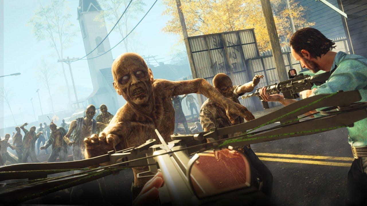VR-боевик The Walking Dead Onslaught наконец-то обзавёлся датой релиза