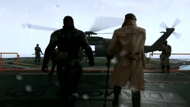 Metal Gear Solid V - Sins of the Father MUSIC VIDEO