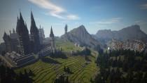 Наконец-то можно сыграть в эту огромную ролевую игру о Гарри Поттере в Minecraft