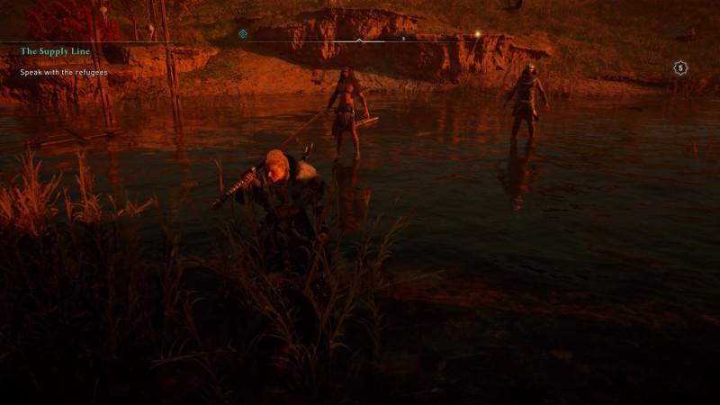 Игроки жалуются на ошибки в дополнении Wrath of the Druids для Assassin's Creed Valhalla
