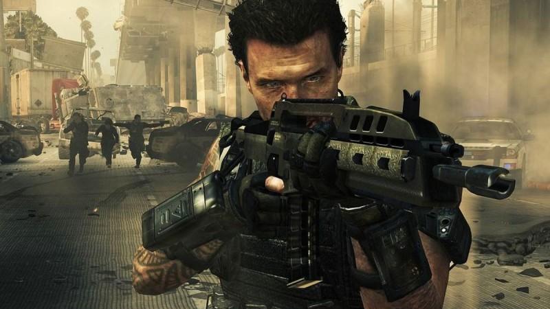 игра Call of Duty Black Ops 2