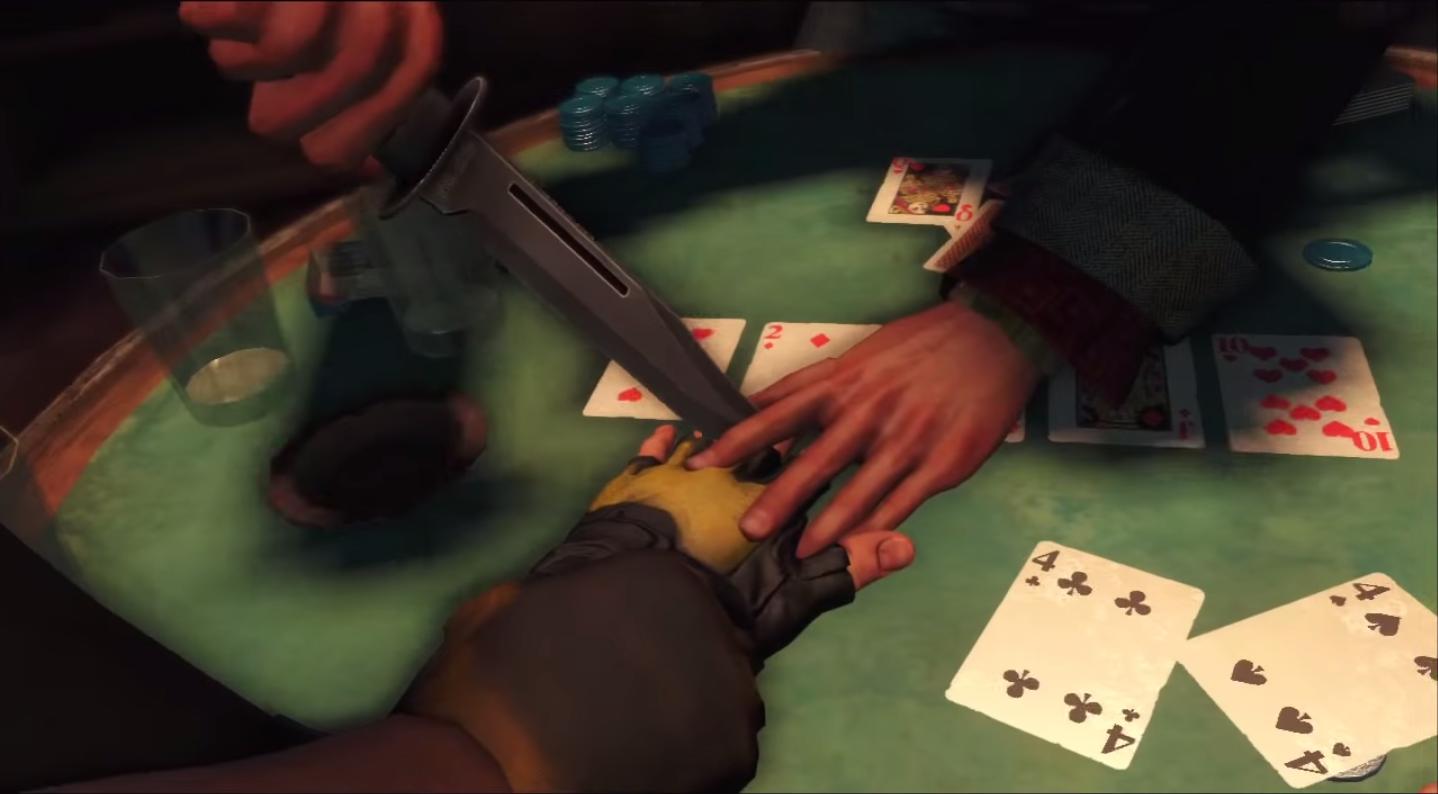 Пальцы играют в карты на играть в шарарам с картой са