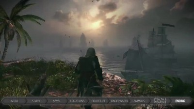 "Assassin's Creed 4: Black Flag ""101 Трейлер"""