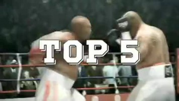 "Fight Night Champion ""Топ 5 нокаутов"""