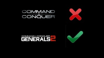 Верните Command and Conquer: Generals 2