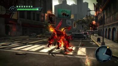 Первые минуты Darksiders Warmastered Edition - PS4 PRO
