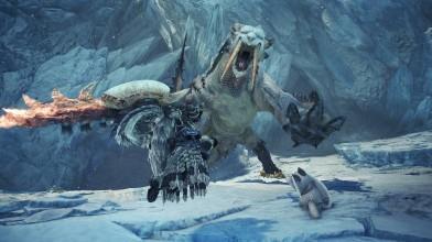 Новые детали и скриншоты DLC Iceborne для Monster Hunter: World