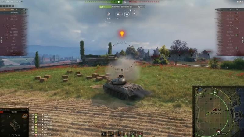 World of Tanks - ЛРН выпуск #102. Дичь в прямом эфире