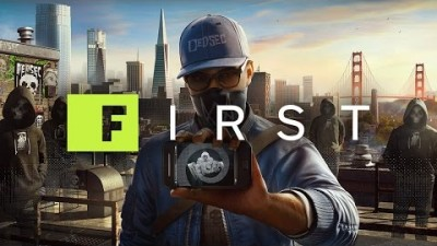 IGN First: геймплей Watch Dogs 2 в стиле агрессора