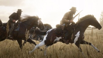 Графический анализ Red Dead Redemption 2 от Digital Foundry