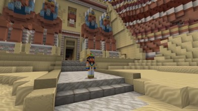 Minecraft - Трейлер DLC Egyptian Mythology