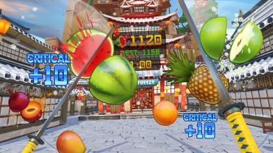 Завтра выйдет Fruit Ninja VR