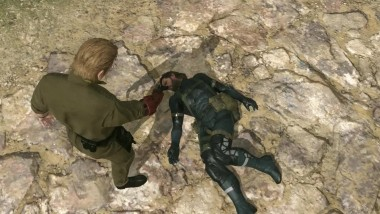 MGSV Secret Theater - Heavens Divide