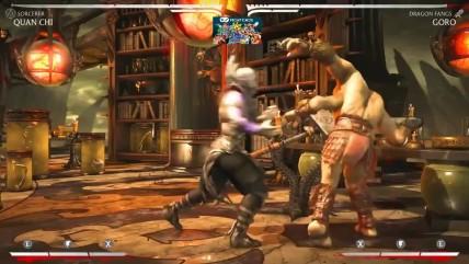Все комбо Куан Чи в Mortal Kombat X
