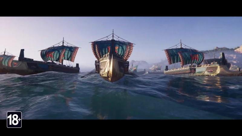 Assassin's Creed: Одиссея: История 1 - Эпизод 2: Тени Прошлого