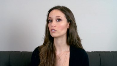 Firefly Online The Cast Returns - Summer Glau as River Tam