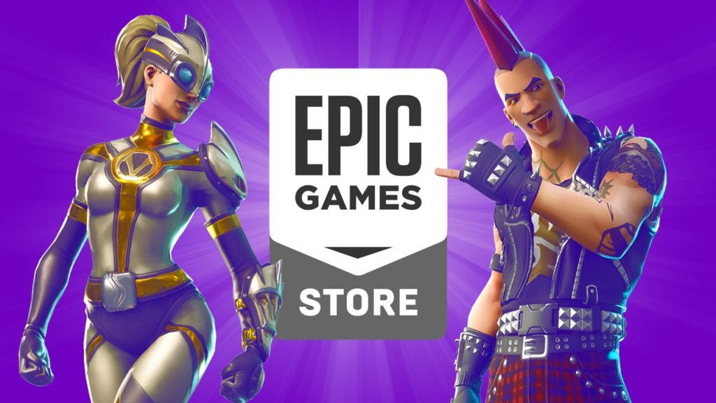 """Энтузиаст """"вскрыл"""" Epic Games Store"""