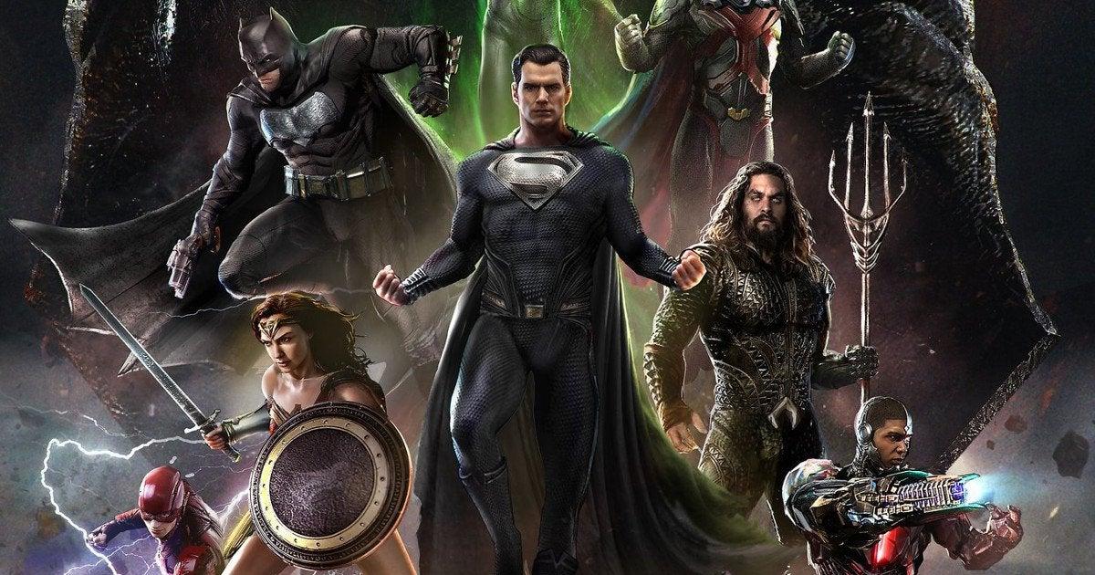 Рей Портер - ролик Snyder's Cut лучше всей оригинальной версии Лиги справедливости