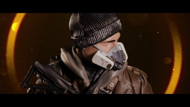 Tom Clancy's The Division: SHD AGENT FIGURINE