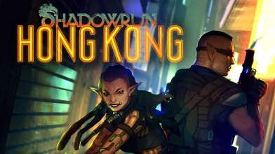 Релиз перевода Shadowrun: Hong Kong