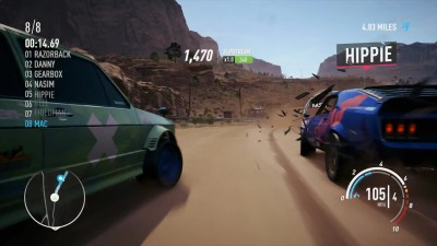Новый трейлер Need for Speed Payback