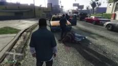 Цепная реакция в GTA 5