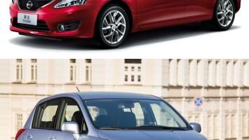 Новая Nissan Tiida и Compact Sport Concept