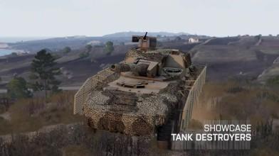 Arma 3 | Трейлер дополнения Tanks