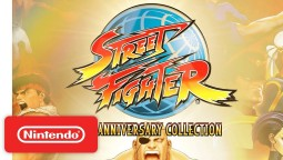 Трейлер Street Fighter 30th Anniversary Collection для Nintendo Switch