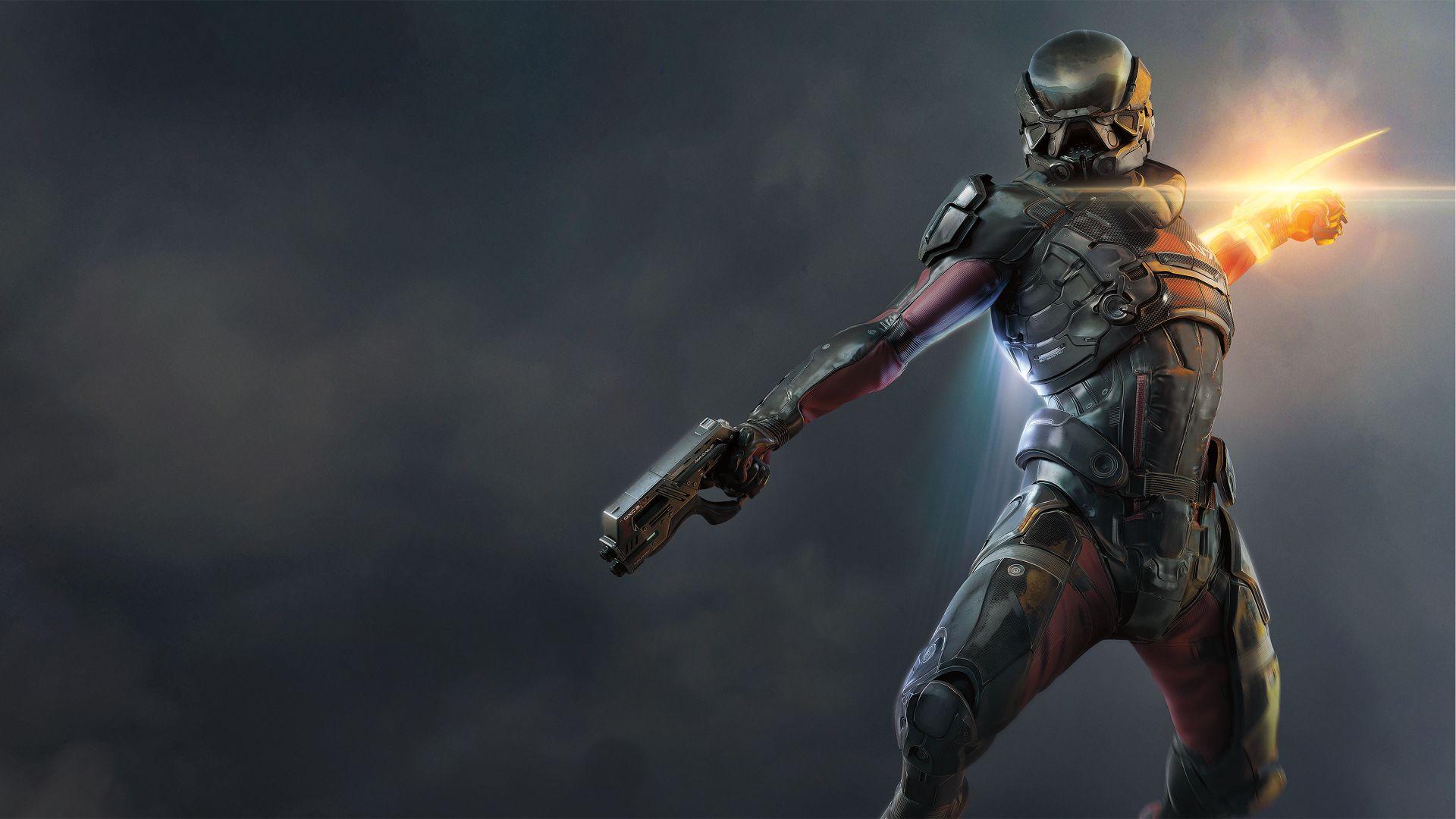 Корпорация Bioware рассказала, что ждёт игроков в Mass Effect: Andromeda