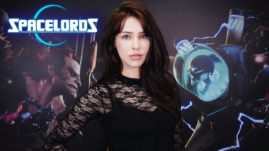 """Сексуальная """"Молчунья"""" - Стефани Юстен появится в качестве героя Spacelords"""
