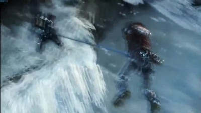 "Rise of the Tomb Raider ""Геймплей на E3 2015"""