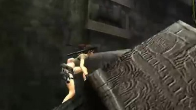 Game Over: Tomb Raider Legend (Анимации смерти)