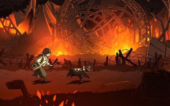 Потрачено: Игра Valiant Hearts как произведение искусства. Изображение №5.
