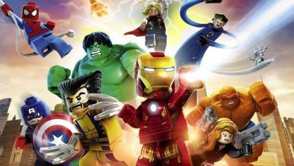 LEGO Marvel Super Heroes - самая продаваемая LEGO игра на сегодняшний день