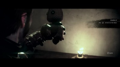 "The Order 1886 - ""Пасхалки Little Big Planet Sackboy и Zelda"""