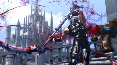 Графическое сравнение Ninja Gaiden II на Xbox One, Xbox One X и Xbox 360