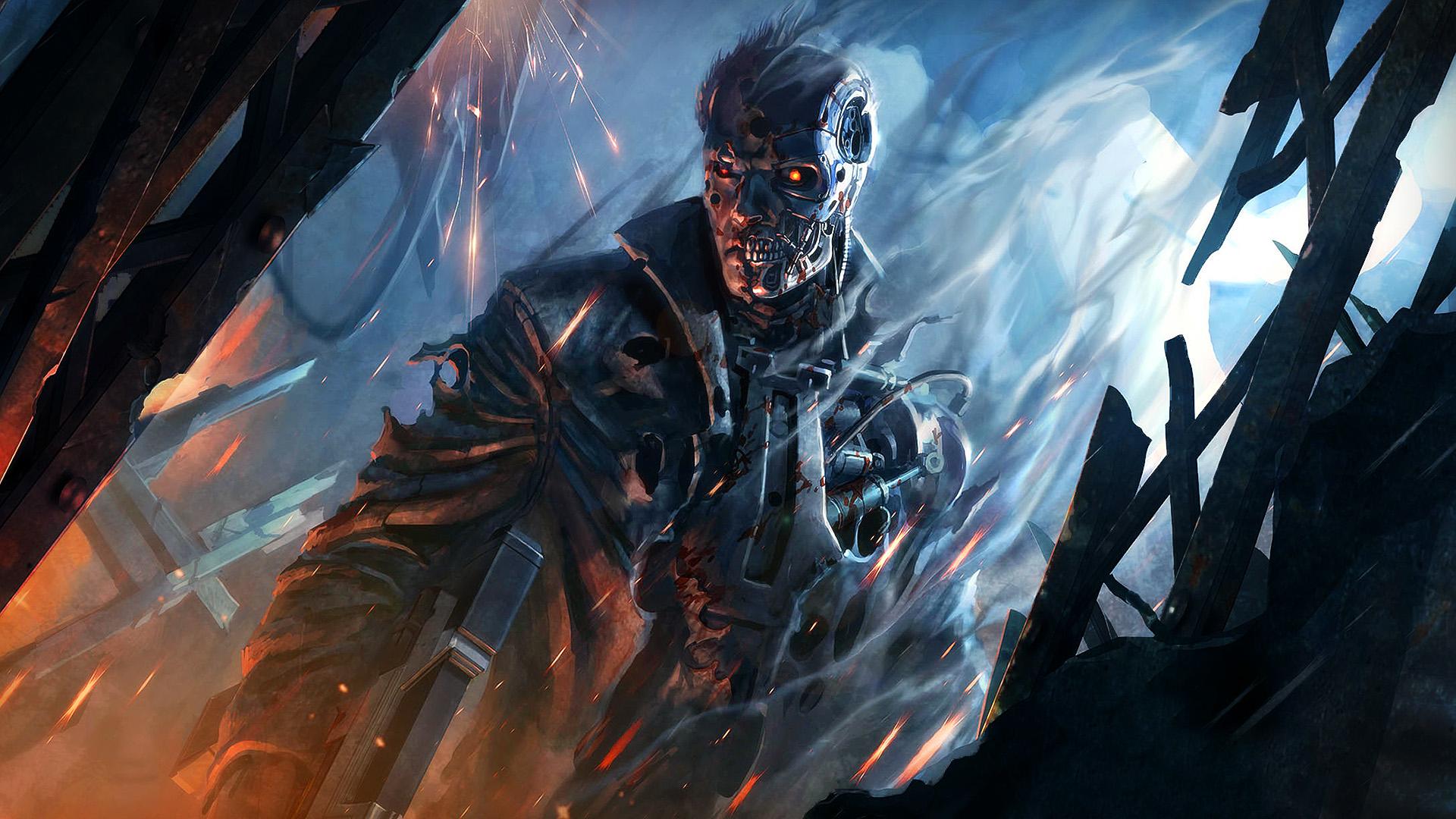 Terminator: Resistance вышла в GOG